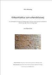 Thumb kirkearkitektur som erkendelsesvej line marschner
