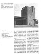 Thumb islev lirke arkitektur